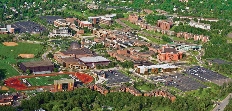 University of Minnesota Duluth on umd duluth campus map, umd map of location, umd maryland location map,
