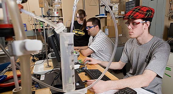 UMD's chemical engineering program is ranked as one of the best undergraduate programs in the country.