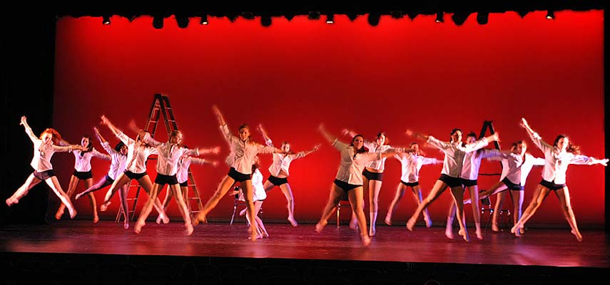 "The Department of Theatre presented ""Bare Bones,"" its 2010 Fall Dance Concert at the Marshall Performing Arts Center Mainstage Theatre."