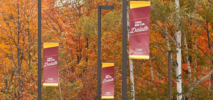 Some can't imagine changing a long-held tradition. But UMD has pushed harder, dug deeper, and launched a new presence with northern spirit. Those Who Can, Duluth.