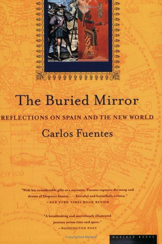 Book: The Buried Mirror.
