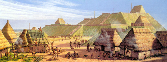 Prehistoric cultures university of minnesota duluth for Great american builders