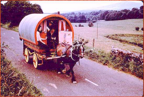 Creative Irish Travellers Irish Lucht Siil Are A Traditionally Nomadic