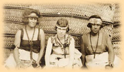 Margaret Mead in Samoa