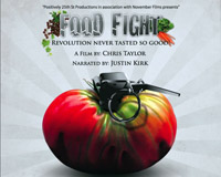 Food Fight film.