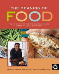 The Meaning of Food book.