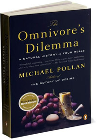 Omnivore's Dilemma text.