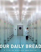 Our Daily Bread film poster.