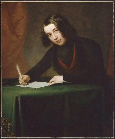 Charles Dickens, 1842, Francis Alexander.
