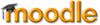 Description: Moodle logo.