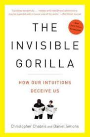 The Invisible Gorilla Book