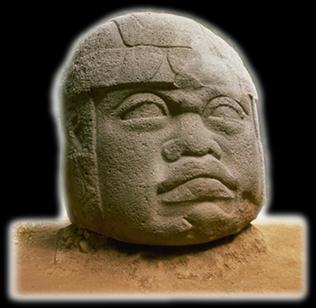 Olmec Head: Click for HomePage