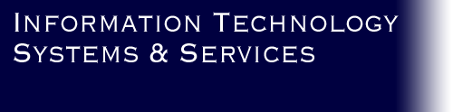 Information Technology Systems and Services