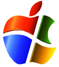 Macintosh-Windows Logo