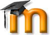 Logo: Moodle