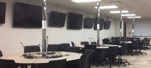 Active learning classroom SMed 68