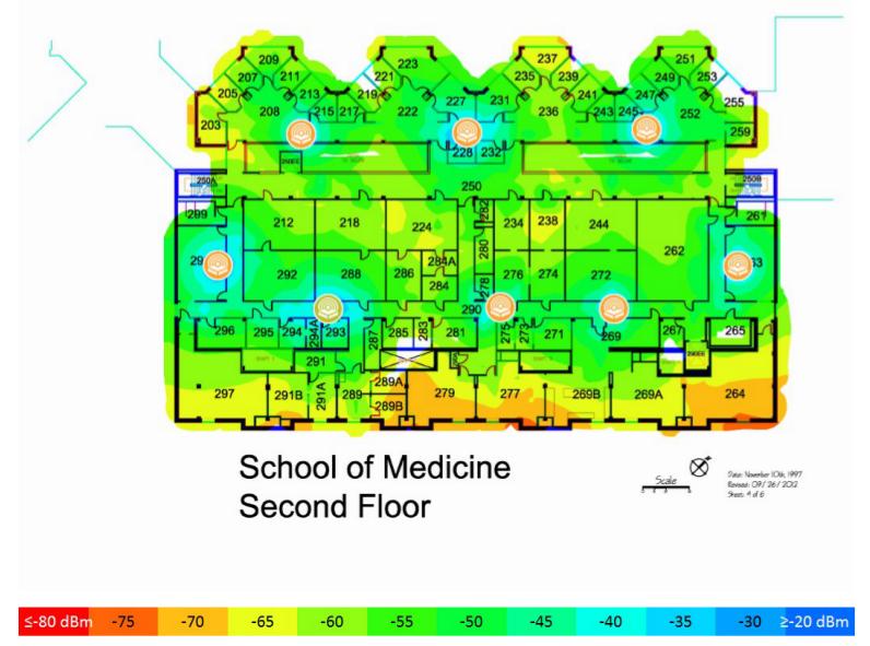 Heatmap Survey