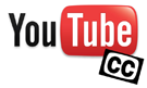 Icon: YouTube Closed Captions