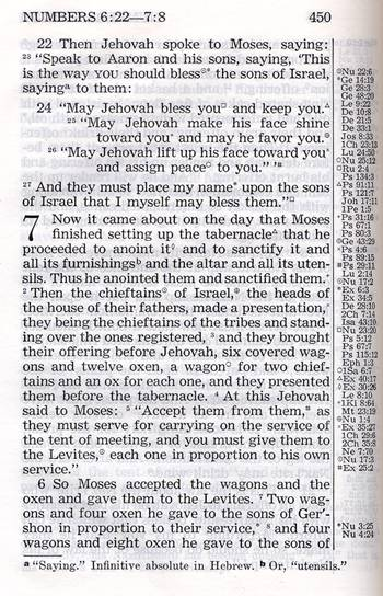 the new world translation jehovah s witnesses 1953
