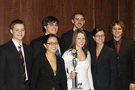 Mock Trial Team.