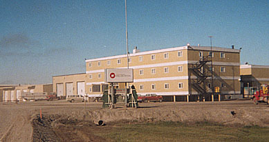 Prudhoe Bay - Life on the Slope