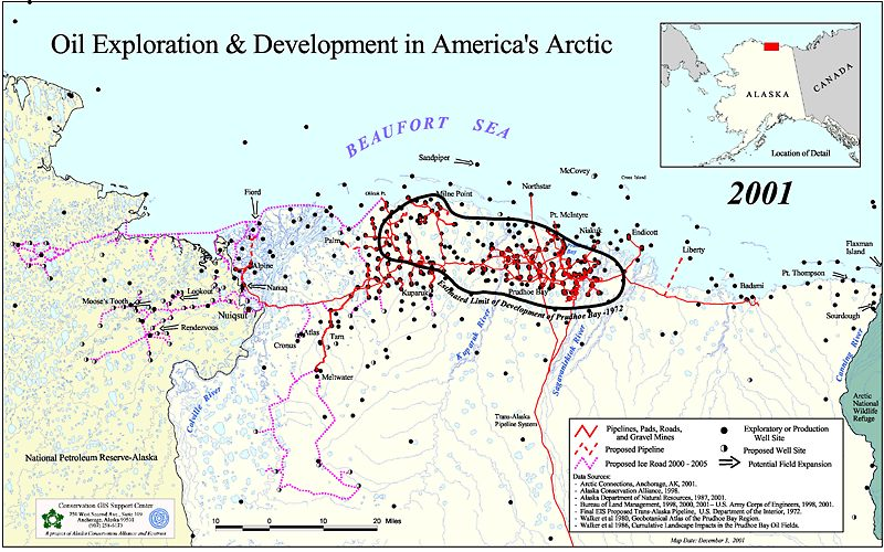 prudhoe bay oil field discovery formation and impacts Bp stabilizes oil production at alaska's biggest field  prudhoe bay, the largest oil discovery in north america, provides about half of alaska's production  but the flow of oil has .