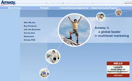 amway home page