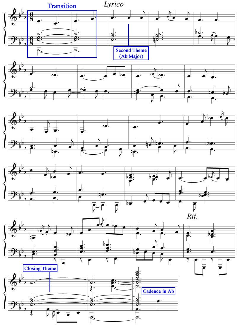Justin Rubin Sonata Form