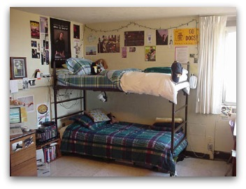 You Might Have A Roommate You Donu0027t Like Or That Doesnu0027t Like You. Because  Youu0027re In A Single Room, You Donu0027t Really Get Your Own Space.