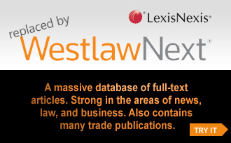 WestLawNext formerly Lexis Nexis
