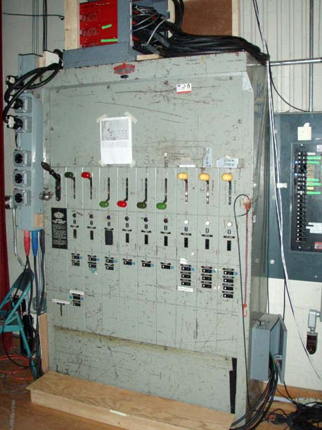 Dimmers Patch Panels