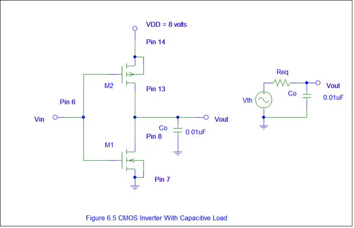 Experiment4MOS on voltage amplifier op amp circuit