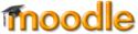 Moodle logo.
